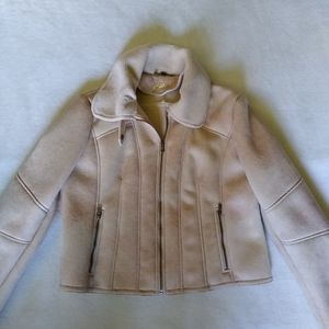 Guess Sherpa Lined Jacket